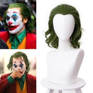 2019 Joker Wig Joaquin Phoenix