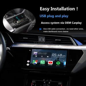 Image 3 - 4Gb Android Car Radio Carplay AI Box for Cadillac ATS L XTS XT4 XT5 CT5 CT6 ESCALADE Car Multimedia video Player GPS Navigation