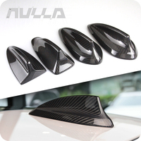 for BMW 1 2 3 5 6 7 series E90 E60 E70 M3 F20 F30 F10 G30 M5 F15 F16 F01 accessorie Carbon Fiber Shark Fin Antenna Cover Trim