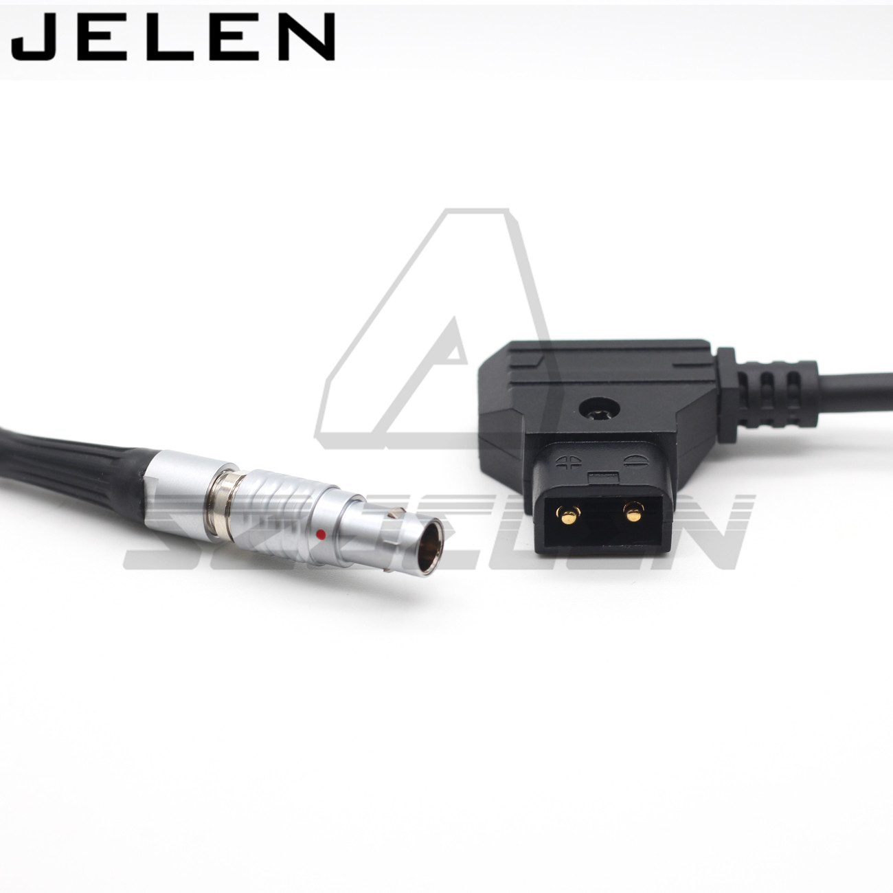 Anton Bauer Power D-TAP To Connector 2pin Power Adapter Cable For Teradek Bolt Pro 1000/3000ft