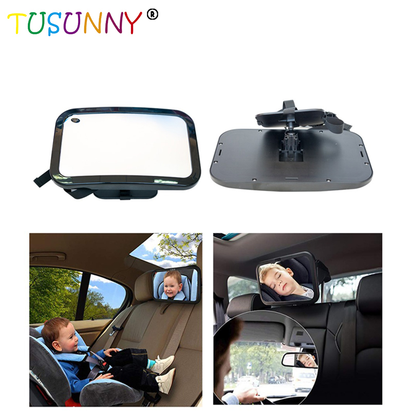 TUSUNNY Safety Baby Mirror Car Seat/Baby Car Mirror For Back Seat
