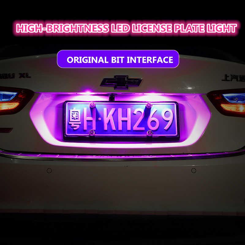 T10 W5W 194 Mobil LED CANBUS Clearance Lampu untuk Hyundai I40 Getz Solaris Bisa Ix35 Elantra Santa Fe I20 Lisensi plate