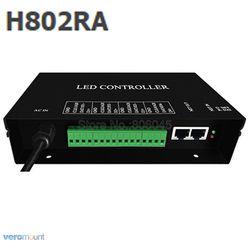 H802RA Art-Net protocol for MADRIX 4ports 4096pixels salve or master LED pixel controller