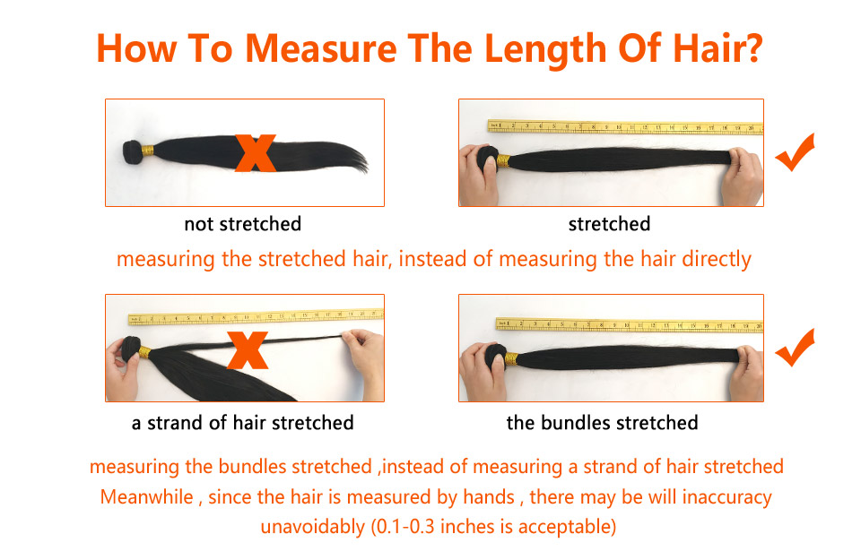 H34a268b4723e4531ad8d487b39f0f282P Human Hair Brown Bundles With Closure Brazilian Straight Hair Weave Bundles With Closure Middle Ration 10- 26 Inch NonRemy RUIYU