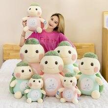 Abou 55cm kawaii Stuffed Tortoise Turtle Creative turtle among us plush pop it toys baby toys anime figure cute animal