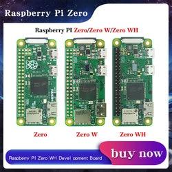 Raspberry Pi ZERO/ ZERO W/ZERO WH WIFI bluetooth плата с 1 ГГц ЦП 512 МБ ОЗУ Raspberry Pi ZERO Версия 1,3 RPI59