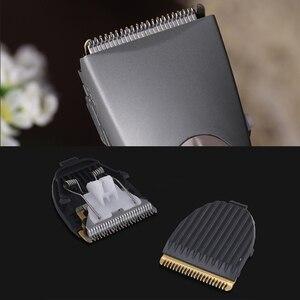 Image 5 - Перезаряжаемый триммер для волос Kemei, водонепроницаемый беспроводной триммер для стрижки волос в носу и бороде, триммер, триммер, инструмент 5
