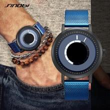 Sinobi 크리 에이 티브 디자인 남자 쿼츠 시계 회전 시계 남자 캐주얼 손목 시계 hombres 시계 남성 선물 relogio Masculino 19