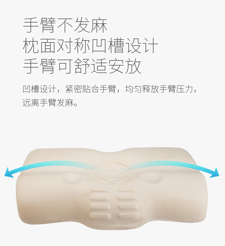 Memória-espuma-travesseiro resposta lenta almofadas cervicais ortopédicas suaves