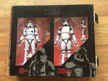 1/18 Star War Action Figures Storm Trooper Rey Kanan Jarrus C-3PO Endor Figuur Model Speelgoed Collectie Speelgoed Gratis Verzending(China)