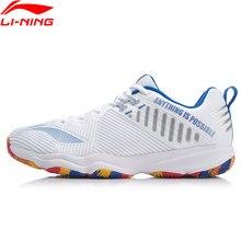 Li-Ning/Мужская обувь RANGER 4,0 TD; профессиональная обувь для бадминтона; дышащая спортивная обувь с поддерживающей подкладкой; кроссовки; AYTP031 XYY139