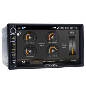 "Image 3 - 7 ""כפול 2Din אוקטה Core אנדרואיד 8.1 ראש יחידת רכב האוניברסלי רדיו סטריאו מולטימדיה GPS לא DVD נגן מובנה 4G מודם DSP"