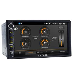 """Image 3 - 7"""" Double 2Din Octa Core Android 8.1 Head Unit Universal Car Radio Stereo Multimedia GPS No DVD Player Built in 4G Modem DSP"""