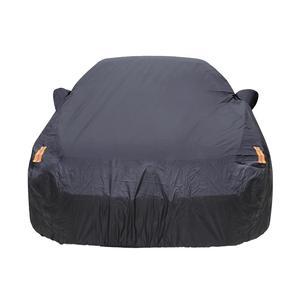 Image 1 - Автомобильные чехлы X Autohaux, универсальные чехлы для автомобиля, с защитой от УФ лучей, снега, льда, пыли и солнца