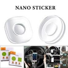 Многофункциональный Автомобильный держатель для телефона нано силиконовые Автомобильная кабельная наклейка коврик настольный USB органайзер для провода наушники провод шнур Органайзер Стайлинг
