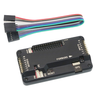 With Cable RC Airplane Flight Control Board Professional Black Plastic 4 Axis GPS Durable APM2.8 For Arduoilot 2.5 2.6 2.8
