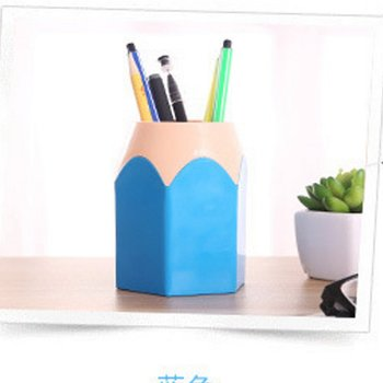 Akcesoria biurowe obsadka do pióra pen organizer pojemnik na ołówki pojemnik biurowe Organizer na biurko organizer pojemnik do utrzymywania porządku na biurku tanie i dobre opinie Z tworzywa sztucznego Nowoczesne ROUND pencil holder Pen Holder Długopisy Pen Holders 8 5*6 5*10 5cm red green blue purple pink