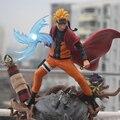 29 см аниме GK статуя Uzumaki Naruto Narudo Sennin Режим версия ПВХ Коллекционная модель рисунок