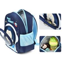 Disney Cartoons Children School Bag Boys Girls Kids Satchel Primary school backpack Backpack schoolbag kids Mochila Infantil