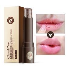 Daralis 3.5g Shea Butter Lip Scrub Makeup Nourishing Moistur
