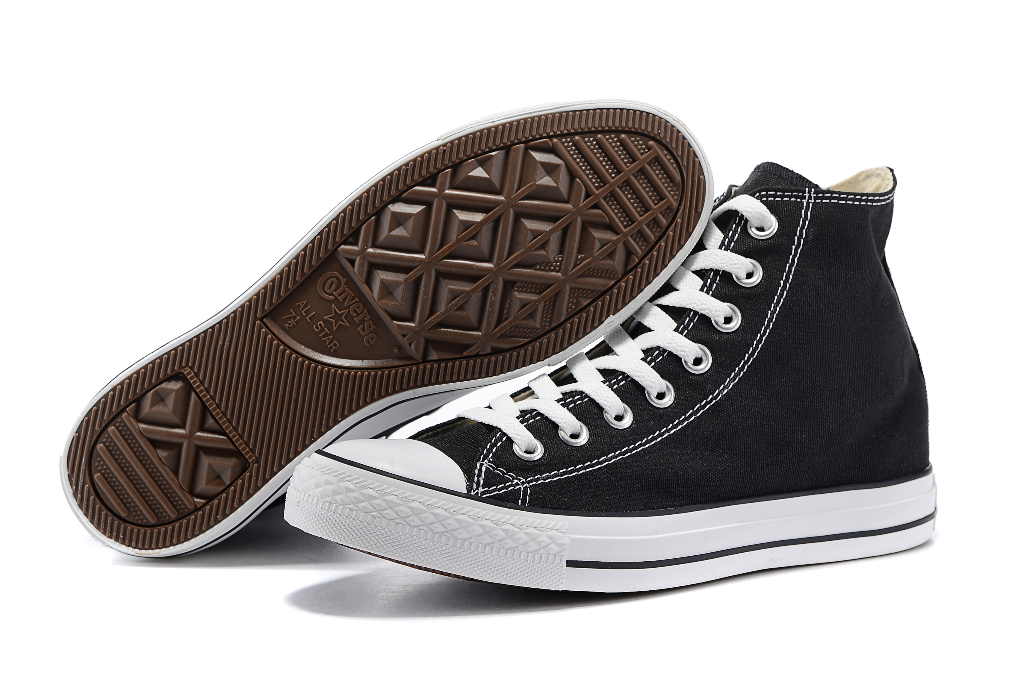 Converse All Star Canvas Shoes Man And Women High Classic Sneakers Skateboarding Shoes 7 Color