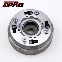 TDPRO 17T Drive Gear Auto Clutch Engine Reverse For Chinese Quad ATV Quad 50cc to 125cc Taotao Automatic Engines Clutch Assembly(China)