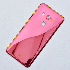 Image 5 - Original For HTC U11 Plus Back Battery Cover 2Q4D200 Rear Glass Door Housing Case For HTC U11 Plus Cover+Camera Lens Replacement