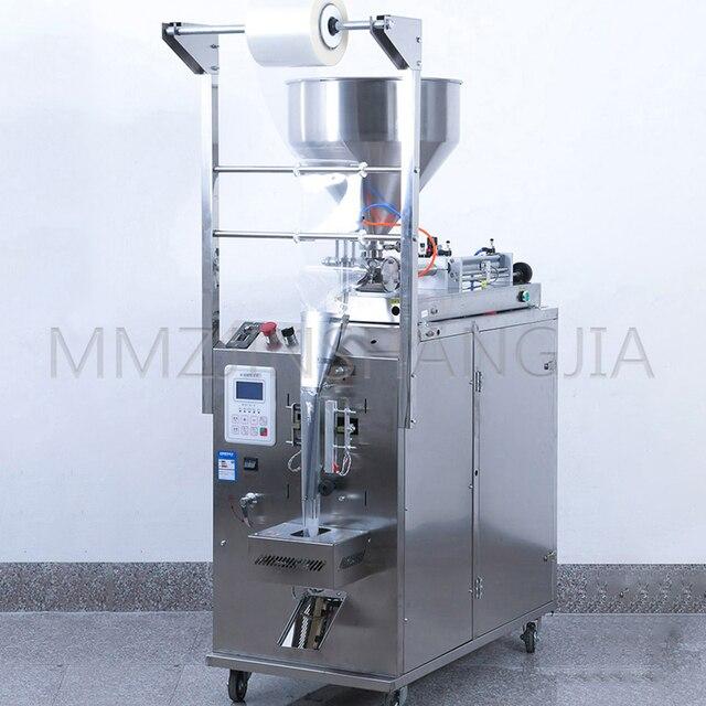 Фото автоматическая машина для розлива жидкости упаковочная количественной