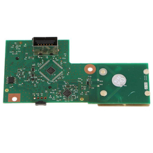 Fix Part for XBox 360 S Slim 4GB 250GB RF Receiver Power Button Ring Assembly Board
