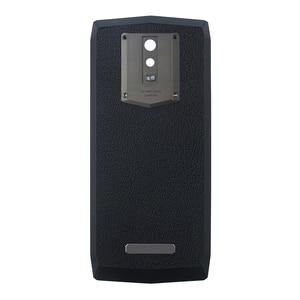 Image 5 - Alesser para Blackview P10000 Pro cubierta de batería con película radiante Ultra delgada protección para Blackview P10000 Pro Bateria cubierta
