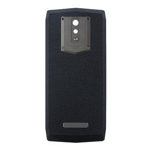 Image 5 - Alesser para blackview p10000 pro capa de bateria com película de radiação ultra fino proteção para blackview p10000 pro bateria capa