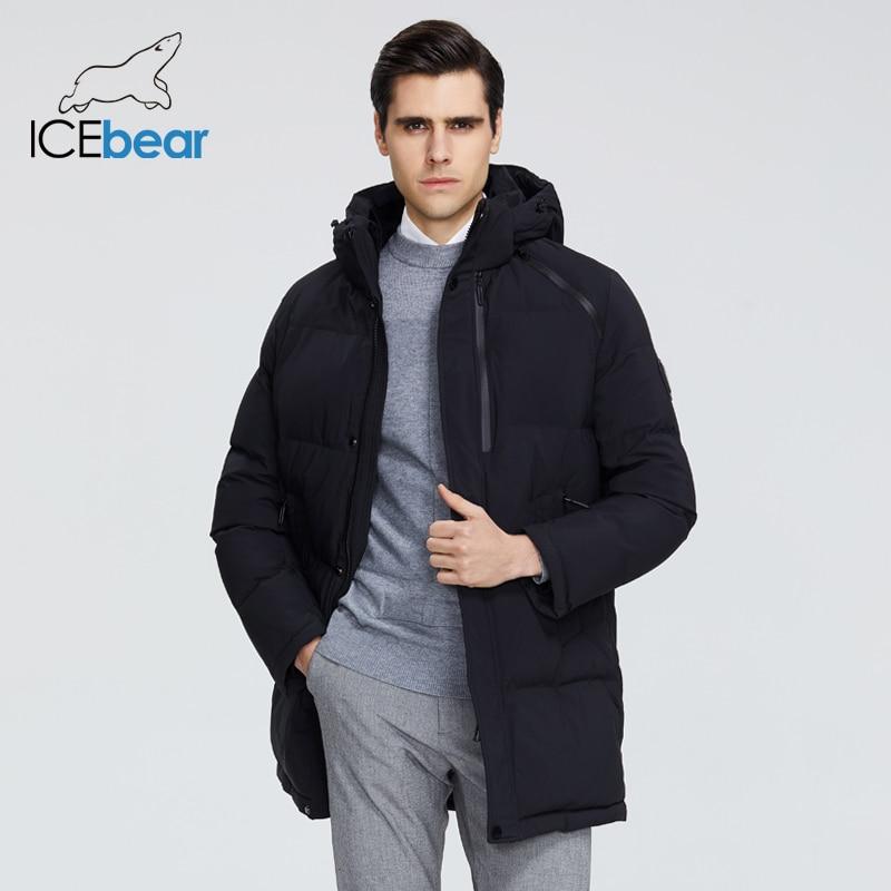 ICEbear 2019 New Winter Coat High Quality Men's Jacket Brand Clothing MWD19922I