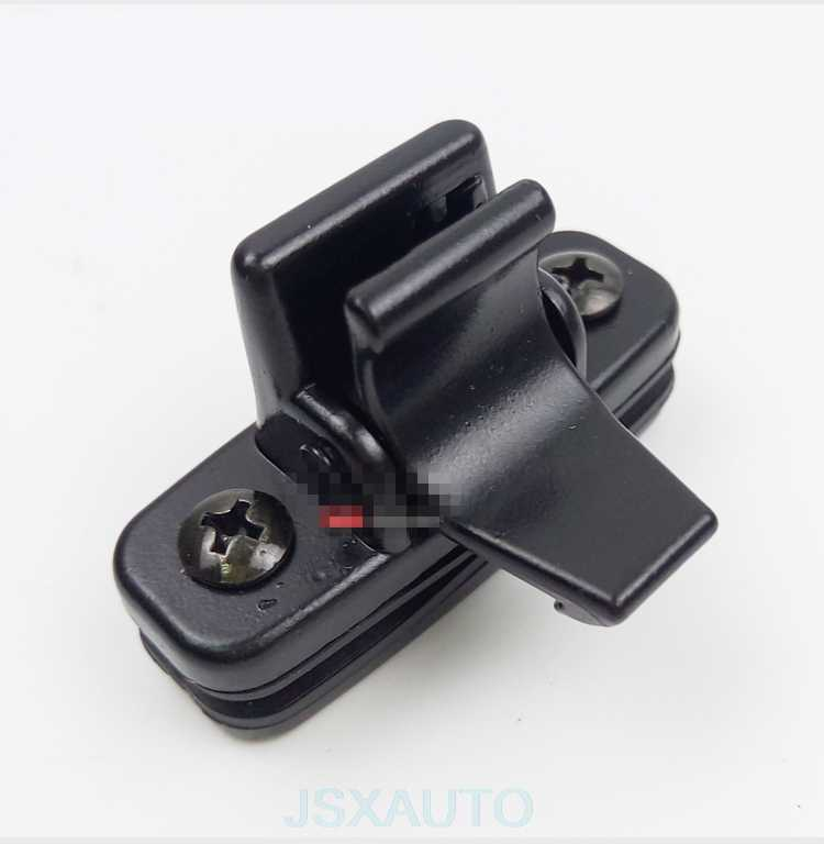 Máquina escavadora de vidro fivela janela clipes de vidro bloqueio captura acessórios para kobelco SK210-8 230-6e 200 250 260 350