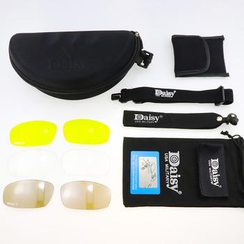 X7 Polarized Photochromic Tactical Military Goggles Eyewear Hiking Eyewear UV400 8