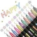 9/12 цветов стираемые маркеры, пастельные маркеры для детей, набор акварельных ручек, моющиеся художественные маркеры для рисования, рисован...