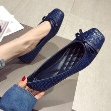 สไตล์ Retro ผู้หญิง Ballet Flats รองเท้าฤดูใบไม้ผลิฤดูใบไม้ร่วงสาน Bowtie ผู้หญิง Casual Loafers สำนักงานทำงานรองเท้าเดี่ยวรองเท้าแตะ