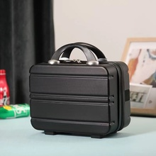 2021 Stylish Travel Suitcase ABS+PC 14 inches 33*15*24cm Fashion mini cabin suitcase