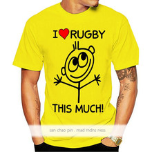 MENS FUNNY COOL NOVELTY LOVE RUGBYer SLOGAN JOKE T-SHIRTS UNION LEAGUE GIFTS SHIRT O Neck T Shirts Male Low Price Steampunk