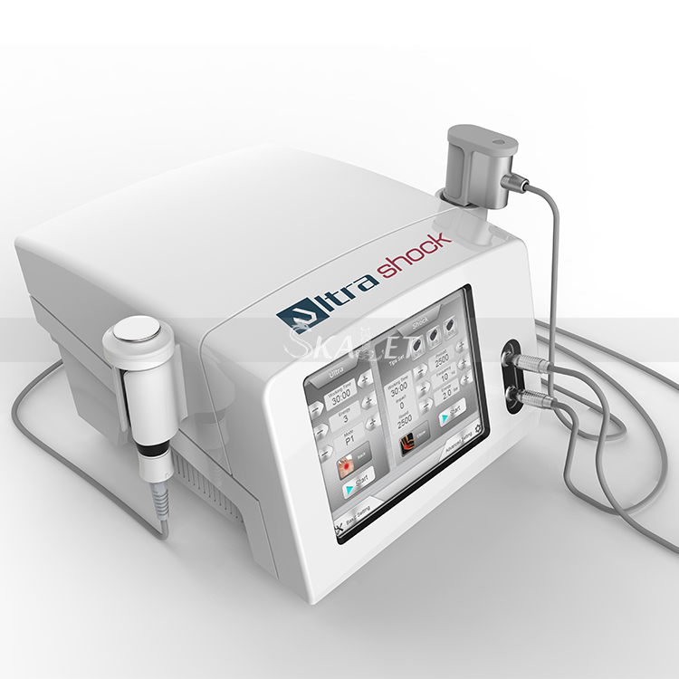 2020 New Technoligy Ultrasound+Shockwave Therapy Machine For ED Treatment Body Massage Weight Lose