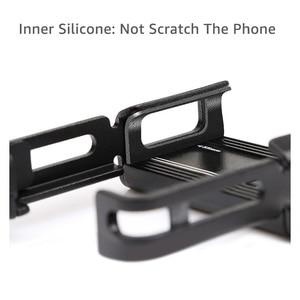 """Image 4 - Support pour téléphone universel Untoom en aluminium pour vélo vtt moto Scooter vélo guidon support de téléphone pour Smartphone 3.5 """"à 7"""""""