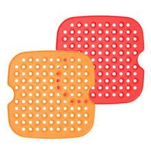 Beztłuszczowa frytownica liniowa beztłuszczowa frytownica mata spożywcza nieprzywierająca silikonowa frytownica kosz beztłuszczowa frytownica s parowce parowiec tanie tanio CN (pochodzenie) Na stanie Other CE UE