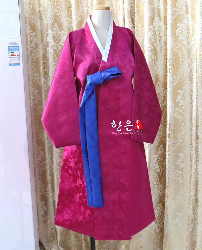 South Korea Imported High-end Hanbok Fabric Wedding Hanbok Jacket / One Price