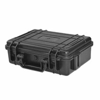 Outdoor Abs Waterproof Drying Box Safety Equipment Box Portable Outdoor Survival Toolbox Dustproof And Explosion Proof Collision