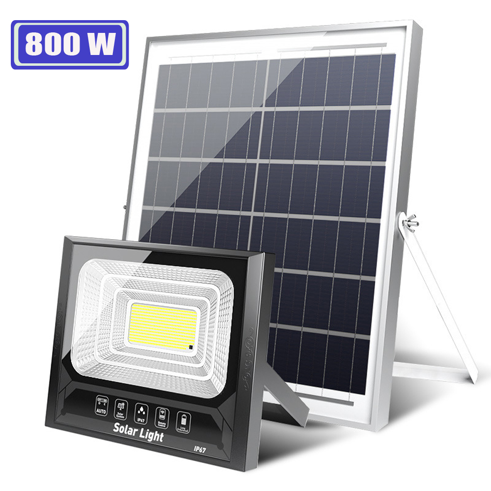 800 watts  led Solar Light Outdoor Solar Lamp Powered Sunlight Waterproof PIR Motion Sensor Street Light for Garden Decoration