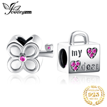 JewelryPalace Dear Luggage 925 Sterling Silver Beads Charms Original For Bracelet original Jewelry Making