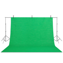 3M * 2M Backdrop Green Screen Photo Background Photography Backgrop Non woven Fabric Backdrop for Photography Backdrops