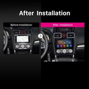 "Seicane 9 ""DSP Android 10,0 2din Auto Radio Stereo Audio Multimedia-Player GPS Head Unit für 2014 2015 2016 subaru WRX forester"