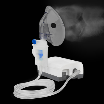 Home Ultrasonic Nebulizer Compact and Portable Inhalers Nebulizer Mist Discharge Asthma Inhaler Mini Automizer