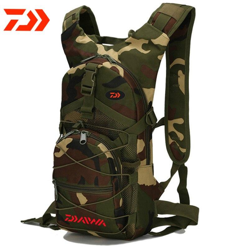 Daiwa, велосипедная сумка для пешего туризма, рюкзак для отдыха, для путешествий на открытом воздухе, тактический рюкзак для альпинизма, спорт...
