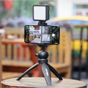 Image 4 - Ulanzi vlogリビングストリームキットyoutubeキットミニ三脚電話マウント記録マイクキット拡張三脚垂直撮影